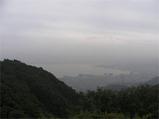 比叡山からの風景