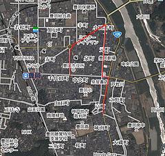 ジョギングシュミレーター-2(街中-1)
