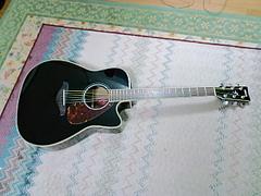 ギター YAMAHA FGX730SC BL
