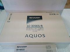 液晶テレビ-AQUOS