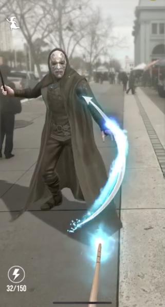 【魔法同盟】「死喰い人(Death Eater)」とのバトル動画が公開のサムネイル画像