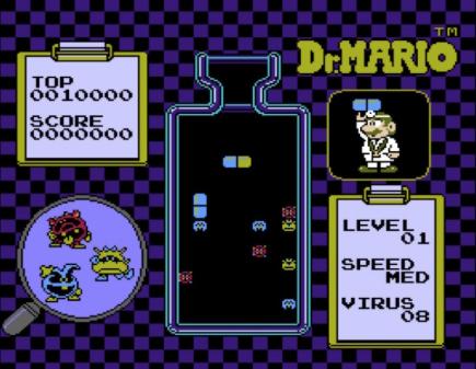 【ドクターマリオワールド】「Dr.MARIO」のレベル20クリアできるやついる?のサムネイル画像