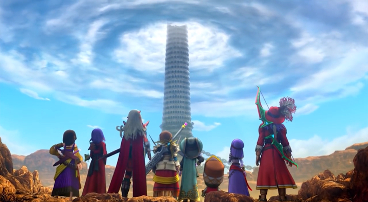 「不思議の魔塔」はヤリ武闘家で攻略が楽になってるなのサムネイル画像