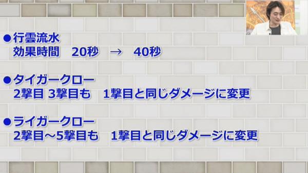 【ドラクエ10】武器バランスだけは藤沢時代より良くなったよなのサムネイル画像