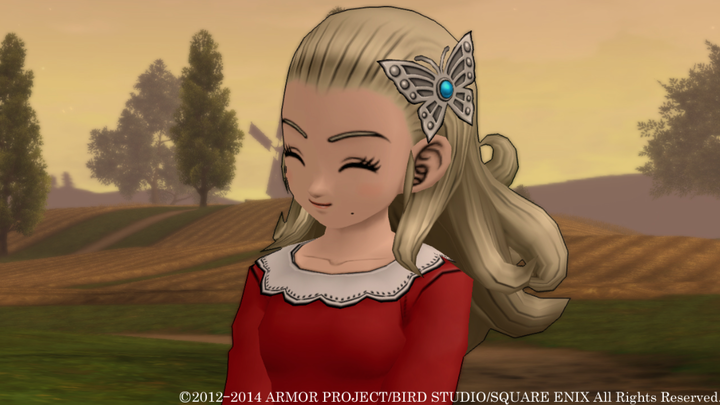 DQ10に登場するキャラクター「ミシュア」が元モーニング娘。の道重さゆみに激似であると話題に!!のサムネイル画像