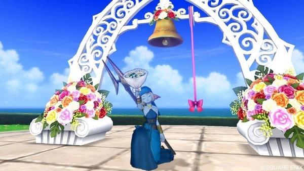 なぜドラクエ10は結婚制度無しなのか のサムネイル画像