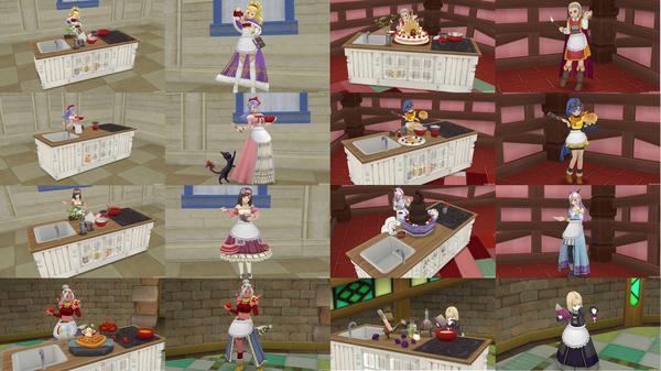 【ドラクエ10】今年のバレンタイン家具はクオリティが高いな!のサムネイル画像