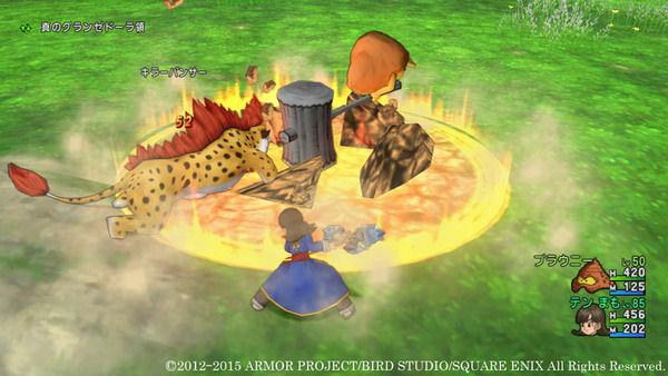 【ドラクエ10】安西先生「大きい仲間モンスターは人気がなく、グレイトドラゴンは(笑)」のサムネイル画像