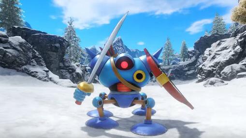 【ドラクエ10】外国人「秀逸だと思ったゲームの敵キャラのデザインといえば何?」のサムネイル画像