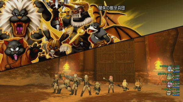 【ドラクエ10】キッズタイムの「強襲隊長シシオウ」倒すの難易度高すぎワロタのサムネイル画像