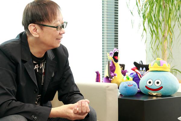 【ドラクエ10】今の堀井さんはDQ10の足枷になっているのサムネイル画像