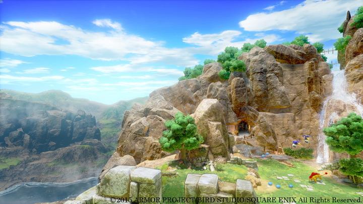 「ドラクエ11」の最新画像が公開!! 「PS4版」と「3DS版」の比較が話題にのサムネイル画像