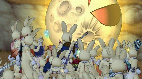 【ドラクエ10】お月サマーイベント盛り上がりすぎワロタwwwのサムネイル画像