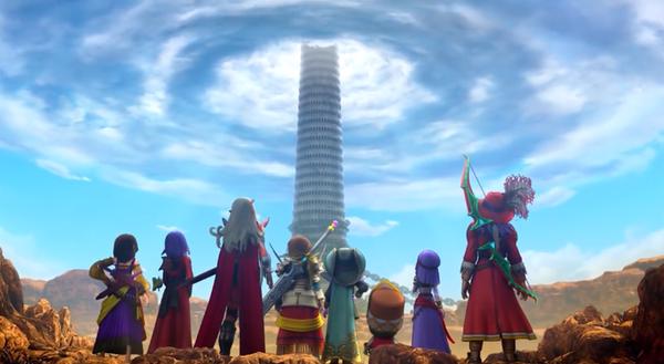 【ドラクエ10】魔塔はもう登ることはないだろうのサムネイル画像