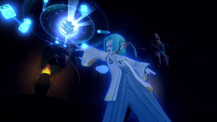 【ドラクエ10】エルフの主人公が復活させようとしてた呪文は「シャナク」だったの?のサムネイル画像