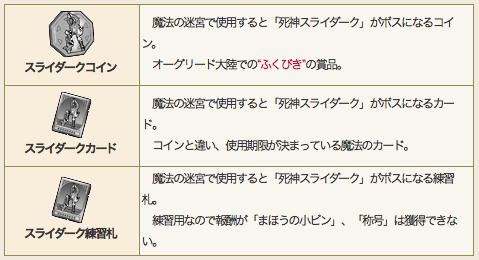 【ドラクエ10】「スライダークコイン」はかなりの値段がつきそうだな!のサムネイル画像