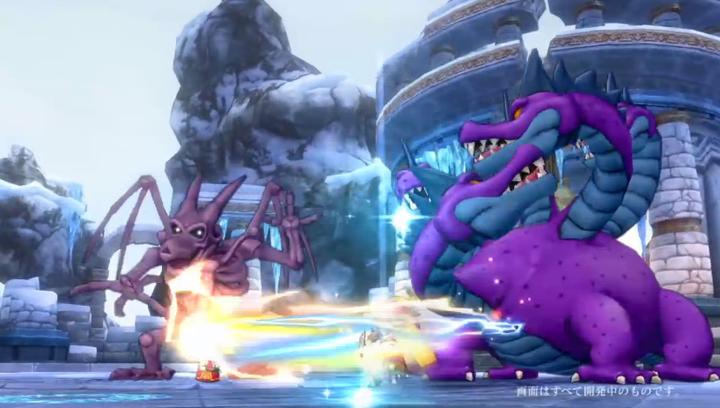 【ドラクエ10】「伝説の三悪魔闘」はレンジャーが攻略の鍵か?のサムネイル画像