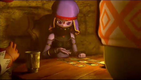 【ドラクエ10】なんだかんだ「占い師」が一番面白いわのサムネイル画像