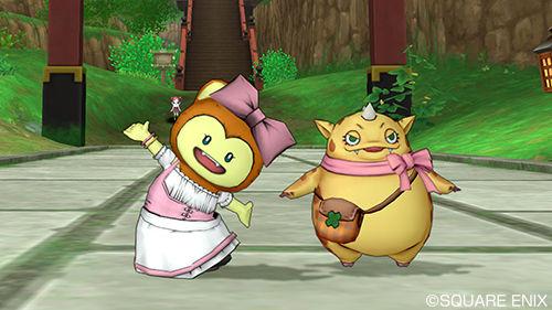 【ドラクエ10】「プスゴンついてクン」きたあああ!!!のサムネイル画像