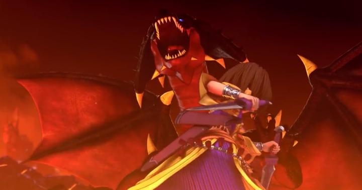 【ドラクエ10】「新たなる強敵」はオープニングの竜じゃないの?のサムネイル画像