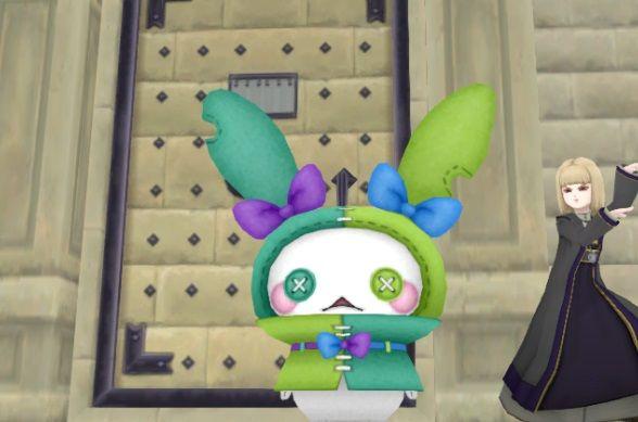 【ドラクエ10】プライベートコンシェルジュが人形「ピョンシェルジュ」をくれるぞ!!のサムネイル画像
