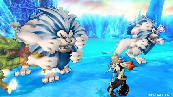 【ドラクエ10】「大魔獣イーギュア」応援要員で2時間も拘束されたのサムネイル画像