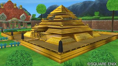 【ドラクエ10】近所がピラミッドやキンスラハウスなのは嫌だ!のサムネイル画像
