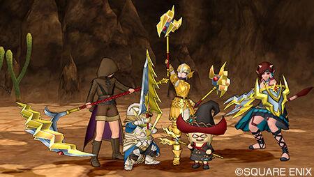 【ドラクエ10】常闇と聖守護者は8人PTで戦えるようにしろのサムネイル画像