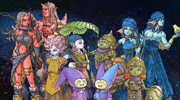 【ドラクエ10】不思議の魔塔における種族差別問題のサムネイル画像