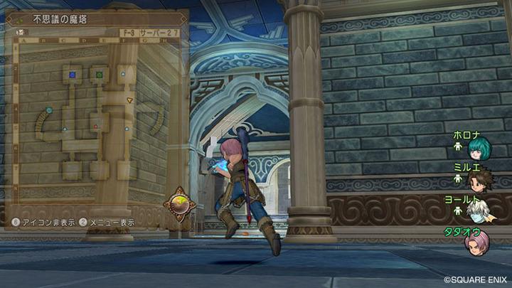 【ドラクエ10】不思議の魔塔のバトマスと踊り子は相性最悪?のサムネイル画像