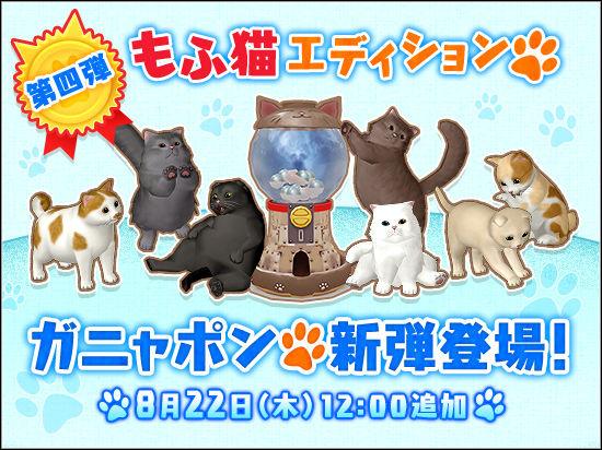 【朗報】かわいいネコの「ついてクン」が追加のサムネイル画像