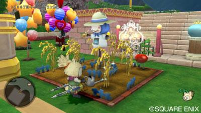 【DQ10】畑の水まきが面倒なんだがのサムネイル画像