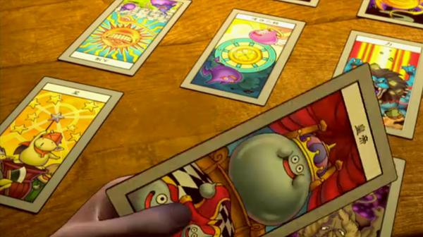 【ドラクエ10】占い師の「戦車」カードはただのロマン枠なの?のサムネイル画像