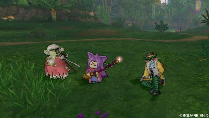 【ドラクエ10】野生のフォステイル登場でVer3神になったはwwwwwのサムネイル画像
