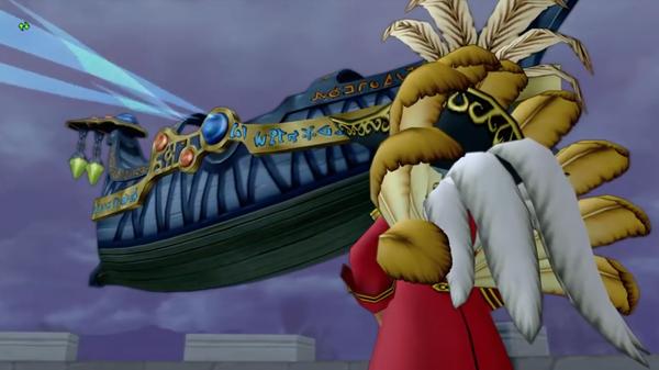 【ドラクエ10】シュトルケとエルジュの破邪舟が同じデザインなのはなんで?のサムネイル画像