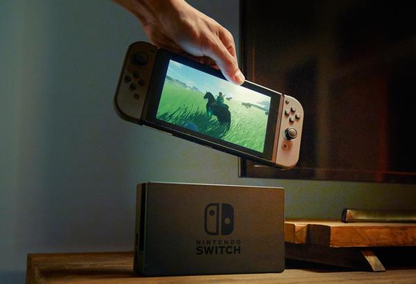 【朗報】Nintendo Switchきたあああああ!!! これは最高のドラクエ10用機だなのサムネイル画像