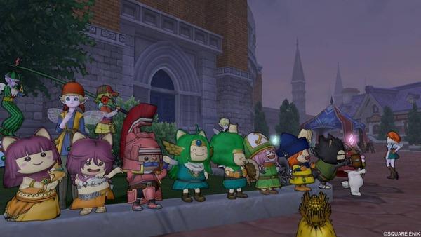 【朗報】テンの日「DQコスプレパーティー」が大好評のサムネイル画像