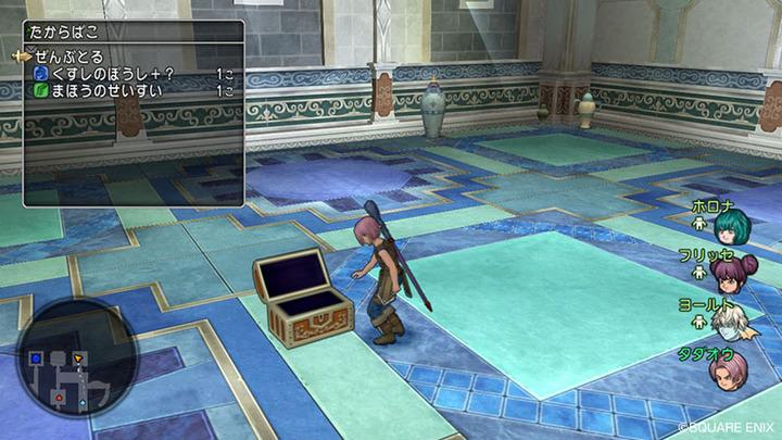【ドラクエ10】「不思議の魔塔」で一番使われている職業はバトルマスターのサムネイル画像