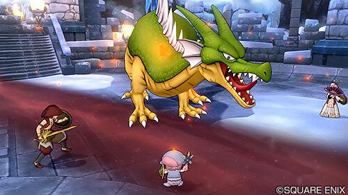 【ドラクエ10】「竜のうろこ」を取りに行くための「竜のうろこ」がないのサムネイル画像