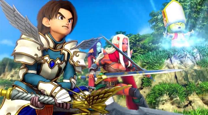【ドラクエ10】片手剣+盾の王道スタイルで戦いたい!のサムネイル画像