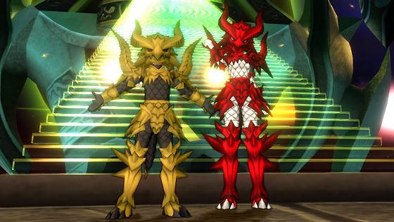 【ドラクエ10】「ドラゴンクエストXショップ」更新!ドラグーン装備かっけえええ!!のサムネイル画像