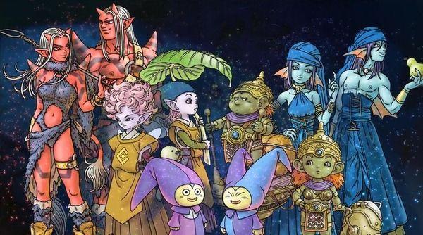 人間子供だったら5種族はどれを選ぶのがオススメ?のサムネイル画像