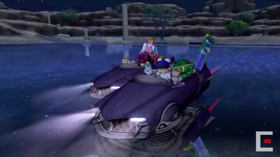 【ドラクエ10】白宝箱PTに「4人乗りドルボード」必須でアストルティアに車社会が到来かのサムネイル画像