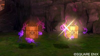 王家の迷宮で輝石のベルト出現率が上昇!のサムネイル画像