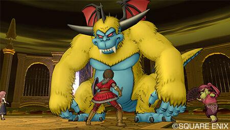 【ドラクエ10】「剛獣鬼ガルドドン」はどうせパラ魔構成だろのサムネイル画像