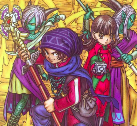 【ドラクエ10】いつになったら兄弟姉妹と一緒に冒険できるようになるんすかのサムネイル画像