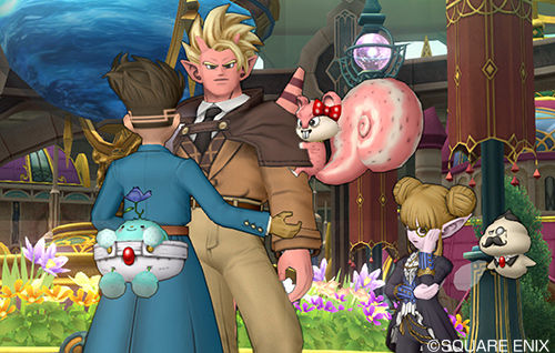 【ドラクエ10】便利ツールのふくびき所に「魔法生物グッズ」が登場のサムネイル画像