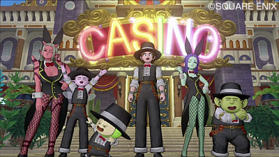 【DQ10】カジノコイン1260万枚まで来たのサムネイル画像