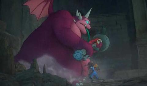 【ドラクエ10】敵を通せんぼできるドラクエって凄いんだぜ?のサムネイル画像