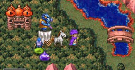ドラクエなのになんで馬車ドルボを出さないのかのサムネイル画像